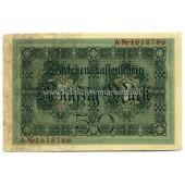 1914 50 Mark