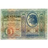 1912 100 Kronen