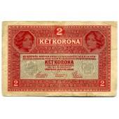 1917 2 Kronen