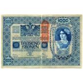 1902 (1919) 1000 Kronen